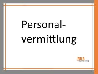 Personalvermittlung in Magdeburg